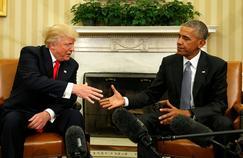 Donald Trump se dit «impatient de travailler» avec Barack Obama