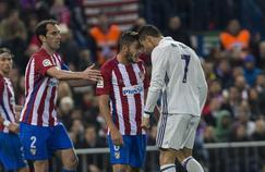 Cristiano Ronaldo (à droite) et Koke (centre) ne passeront pas leurs vacances ensemble.