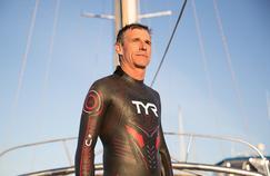 Benoît Lecomte va tenter de traverser l'Océan Pacifique à la nage.
