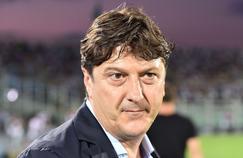Daniele Sebastiani, président de Pescara