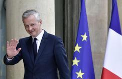 «Le Maire, Philippe et Darmanin exclus des Républicains? Pour moi, c'est logique et sain»
