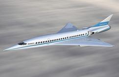 Le supersonique américain «Baby Boom» veut prendre la relève du Concorde