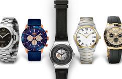 Les montres de luxe, ex-idoles des «nineties»