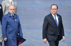 Hollande et Cazeneuve n'ont pas été conviés aux commémorations de «Charlie»