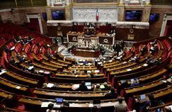 Après la victoire des Bleus, une séance nocturne «un peu particulière» à l'Assemblée