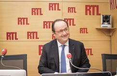François Hollande : «Je parle peu aux médias»