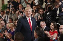 Enregistré à son insu, Donald Trump évoque un paiement à une ancienne playmate