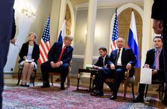 Donald Trump invite Vladimir Poutine à Washington