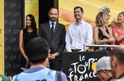 édouard Philippe commente l'affaire Benalla depuis le Tour de France
