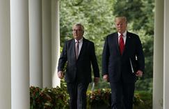 Guerre commerciale: l'Europe divisée sur la trêve négociée entre Trump et Juncker