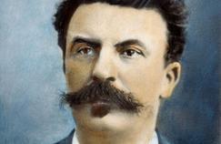Maupassant livre au Figaro en 1887 le récit de son voyage en ballon : les préparatifs