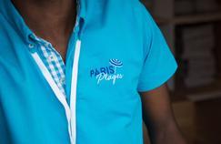 Ces jobs d'été insolites: plagiste à Paris Plages