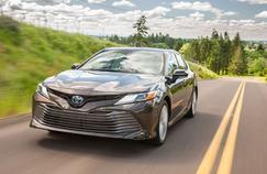 Toyota Camry, le retour européen d'une icône