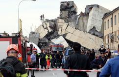 Gênes : les faits et les images après l'effondrement du viaduc