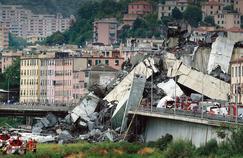 Gênes : les pistes qui pourraient expliquer l'effondrement du pont