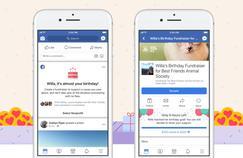 300 millions de dollars de dons aux associations levés via Facebook