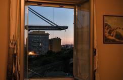 Gênes : ces photos racontent le choc de l'effondrement du pont