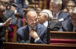 Pas d'«arrogance» de l'exécutif, mais «peut-être» une part d'orgueil, selon Édouard Philippe