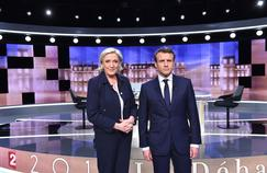 Marine Le Pen accepterait un nouveau débat avec Emmanuel Macron