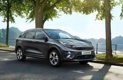 Kia e-Niro, le crossover électrique long courrier