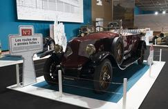 Mondial de l'Auto : plus de 100 ans de routes mythiques