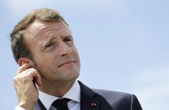 Pour les Français, Macron serait le meilleur acteur de cinéma de la classe politique