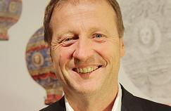 Christophe Sapet: de la Bourse aux tarmacs, l'accélération avec Navya
