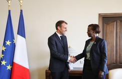Macron «se réjouit» de la nomination de la Rwandaise Mushikiwabo à la Francophonie