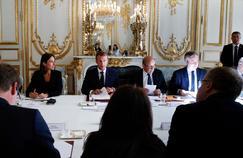 Ministres, âge, parité : le gouvernement en un coup d'œil