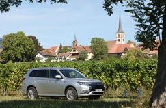 Mitsubishi Outlander PHEV : la pleine maîtrise de l'hybride rechargeable