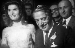 Il y a 50 ans, le mariage de Jackie Kennedy et d'Aristote Onassis divisait les Américains