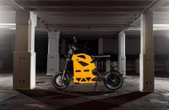 ETT Raker : objet roulant non identifié