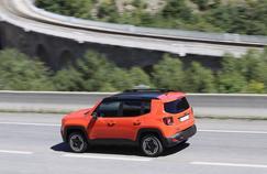 Jeep Renegade, une version hybride rechargeable pour 2020