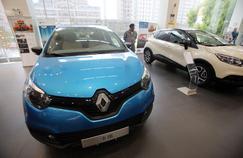 Coup de frein pour la croissance mondiale de Renault