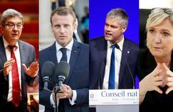 Nouvelle-Calédonie : Wauquiez et Le Pen contre l'indépendance, Macron et Mélenchon restent en retrait