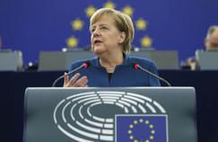 Merkel envisage comme Macron une «vraie armée européenne»