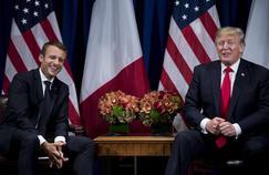 Armée européenne, Macron, vin: Trump s'en prend à la France