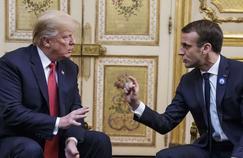 Macron joue l'apaisement avec Trump