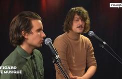 Figaro Live Musique: Theo Lawrence &the Hearts entrerock et Soul