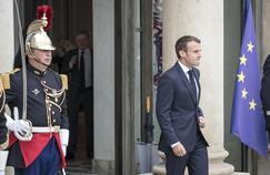 «Il m'est arrivé de blesser» : le mea culpa d'Emmanuel Macron