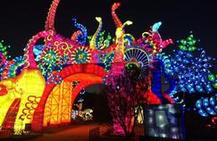 Des animaux fantastiques illuminent le Jardin des Plantes