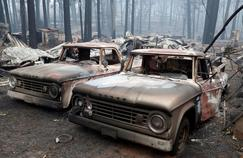 Incendie en Californie: plus de 600 personnes portées disparues