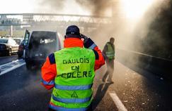 «Gilets jaunes» : en région, des blocages ont été observés jusque tard samedi soir