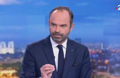 Édouard Philippe aux «gilets jaunes» : «La France, ce n'est pas l'anarchie»