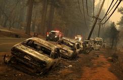 Incendies en Californie : à Paradise, l'impossible évacuation