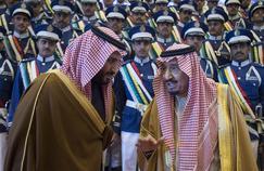 Le roi Salman d'Arabie en campagne pour sauver son fils