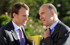 Macron a secrètement dîné avec Juppé, Raffarin et Moscovici