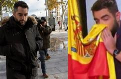 Un comique espagnol jugé pour s'être mouché dans le drapeau national