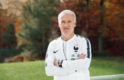 Didier Deschamps, lauréat du prix du Leadership 2018
