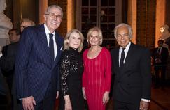 French-American Foundation: Arnaud de Puyfontaine passe le témoin à Alain Papiasse